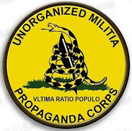 unorganized militia propaganda corps