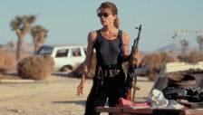 Sara Conner Terminator 2 AK-47