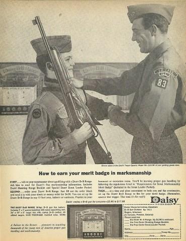 Boy Scouts BB Gun