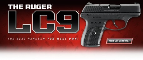 Ruger LC9 banner ad