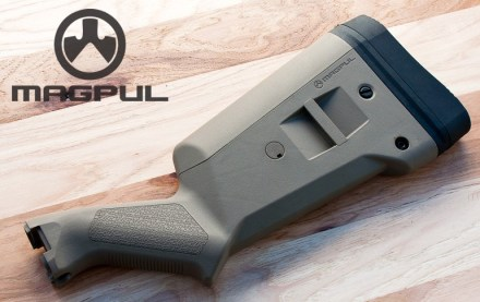 magpul shotgun stock