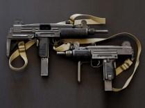 Uzi Submachine Guns