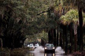 Savannah Hurricane Matthew