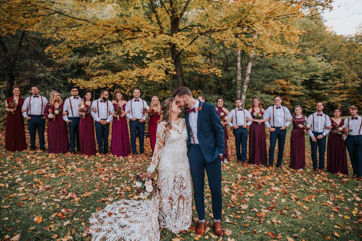 Vermont wedding photography