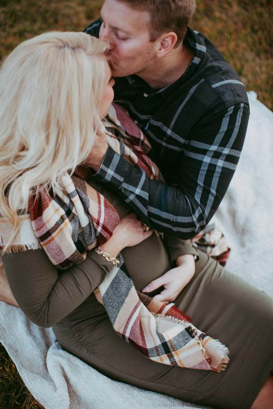 Vermont maternity photography