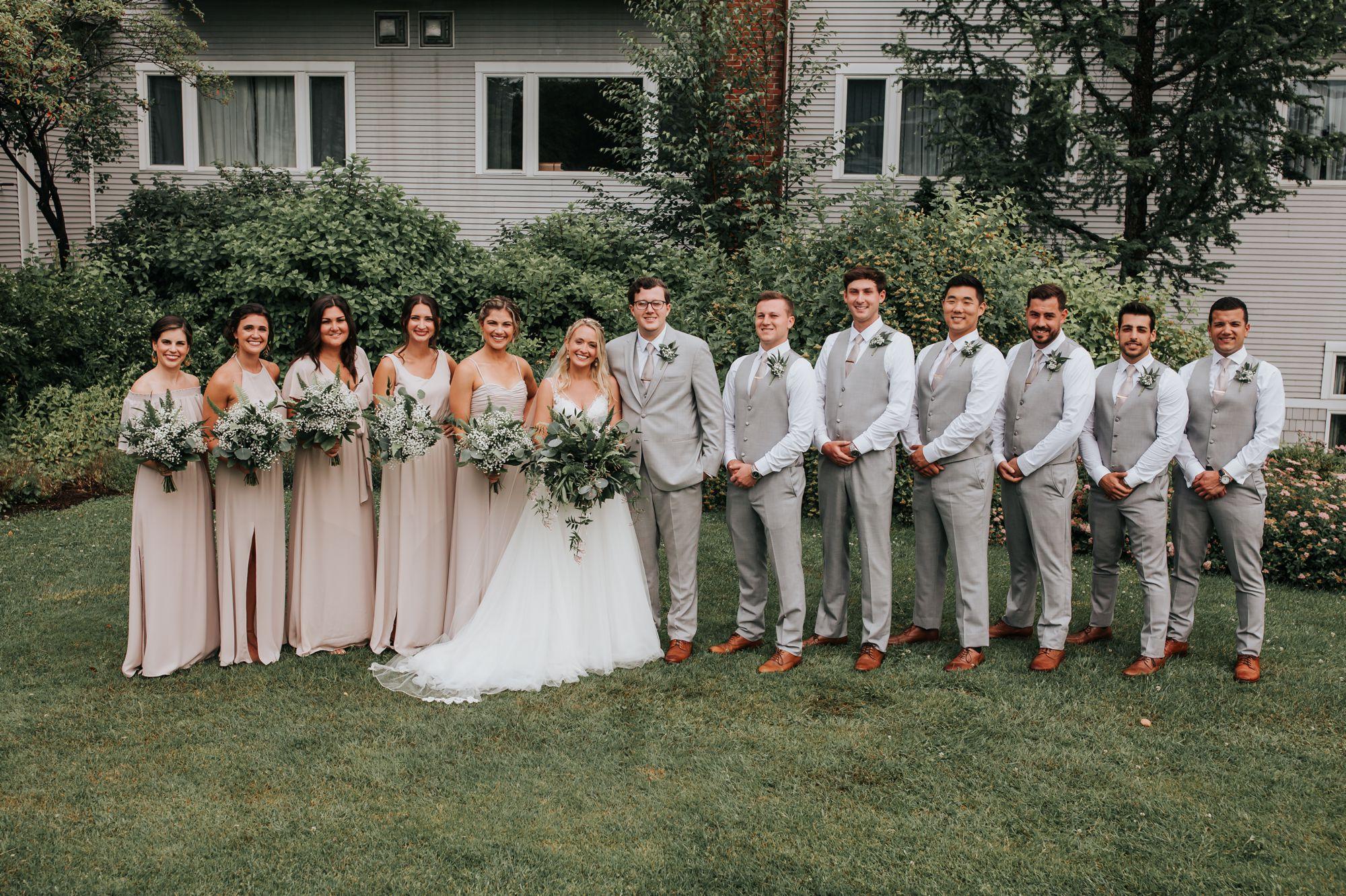 Bridal Party Stoweflake