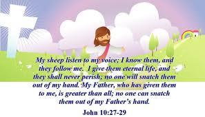 John 10 27 2