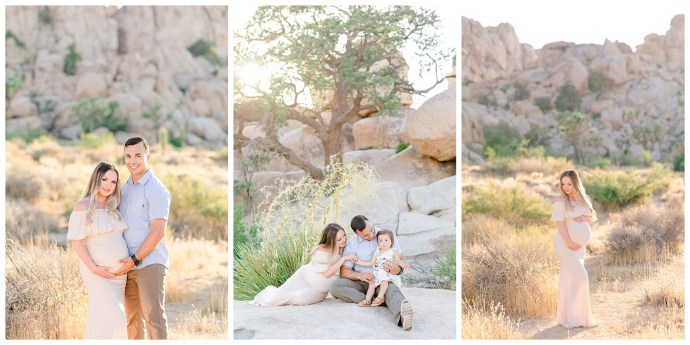 Savannah Michelle Photography Joshua Tree Maternity Photographer