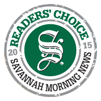 Savannah Morning News Reader's Choice 2015