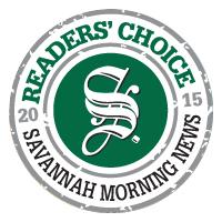 Savannah Morning News Reader's Choice 2015