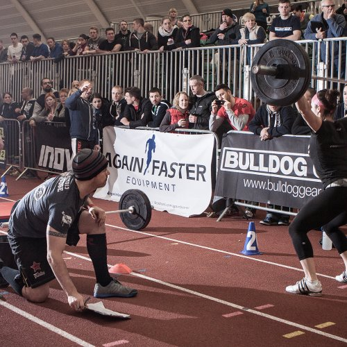 Battle of London • Rogue Weightlifting