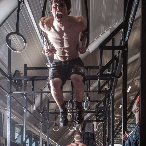 Battle of London • Muscle Up