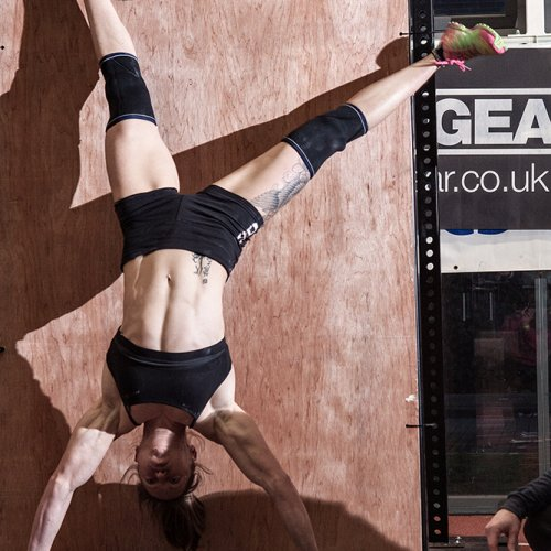 Samantha Briggs • Handstand Push Up