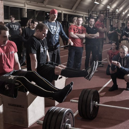 CrossFit Competition Photography