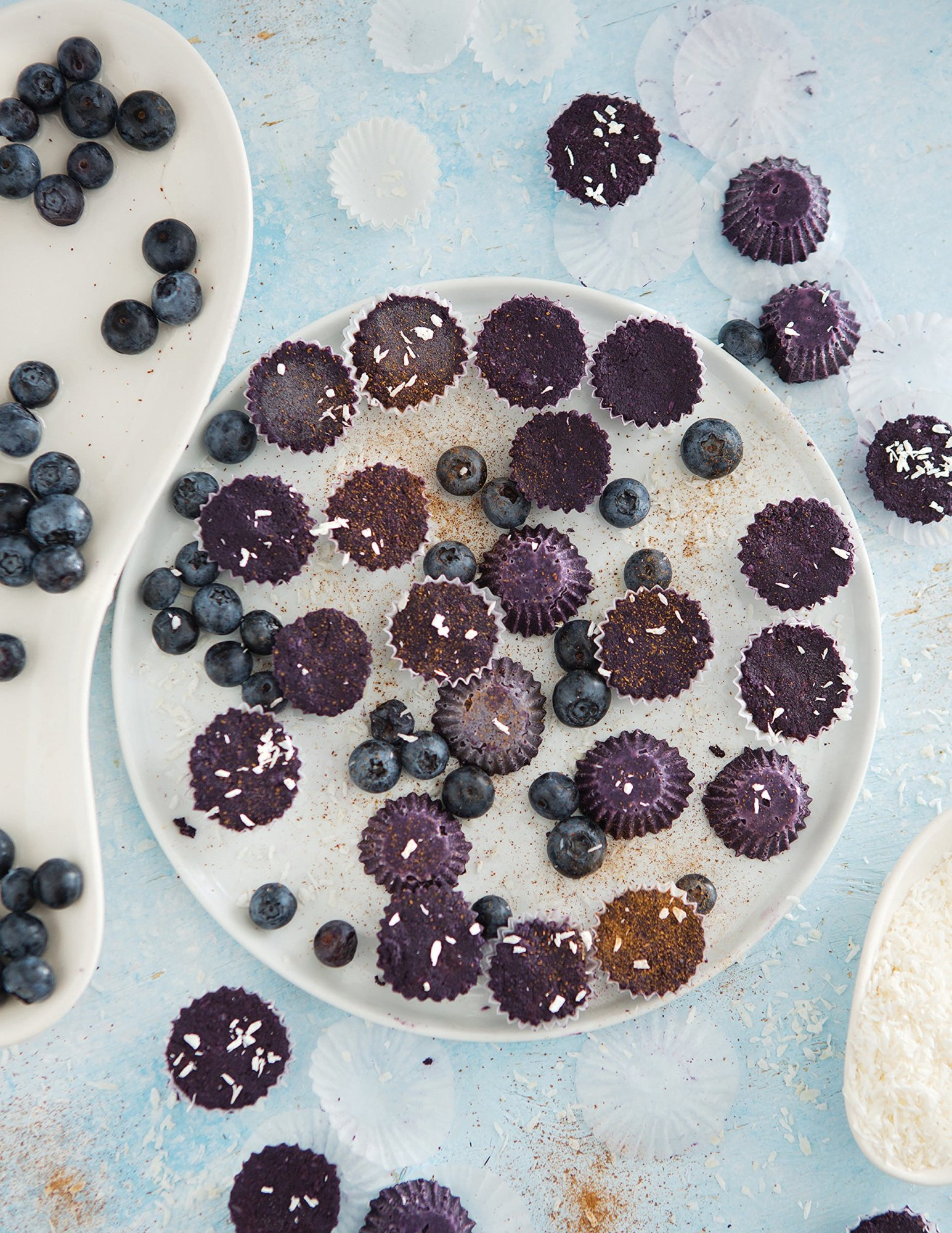 Digestive Health with Real Food - Blueberry Fat Bombs Recipe - Stockholm, Sweden