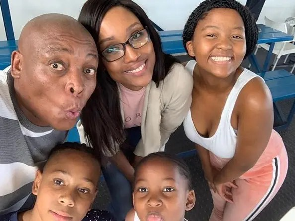 Generations actress Zitha Langa divorces Tau Mogale in real life