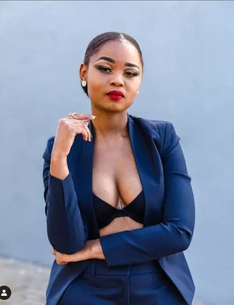 Kamogelo Molatlhoe Biography: Age, Career, Boyfriend, TV Roles, Instagram, Net Worth, Rhythm City