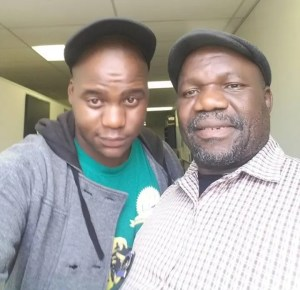 How did Thabo react to the death of Charles Big boy Maja?