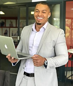 Which companies did Cedric Fourie work for as a Networking Engineer?