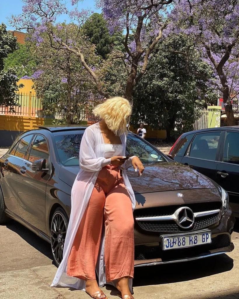 Teacher Lulu Menziwa cars