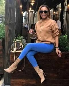 Who is Thabo Mkhabela 's girlfriend?