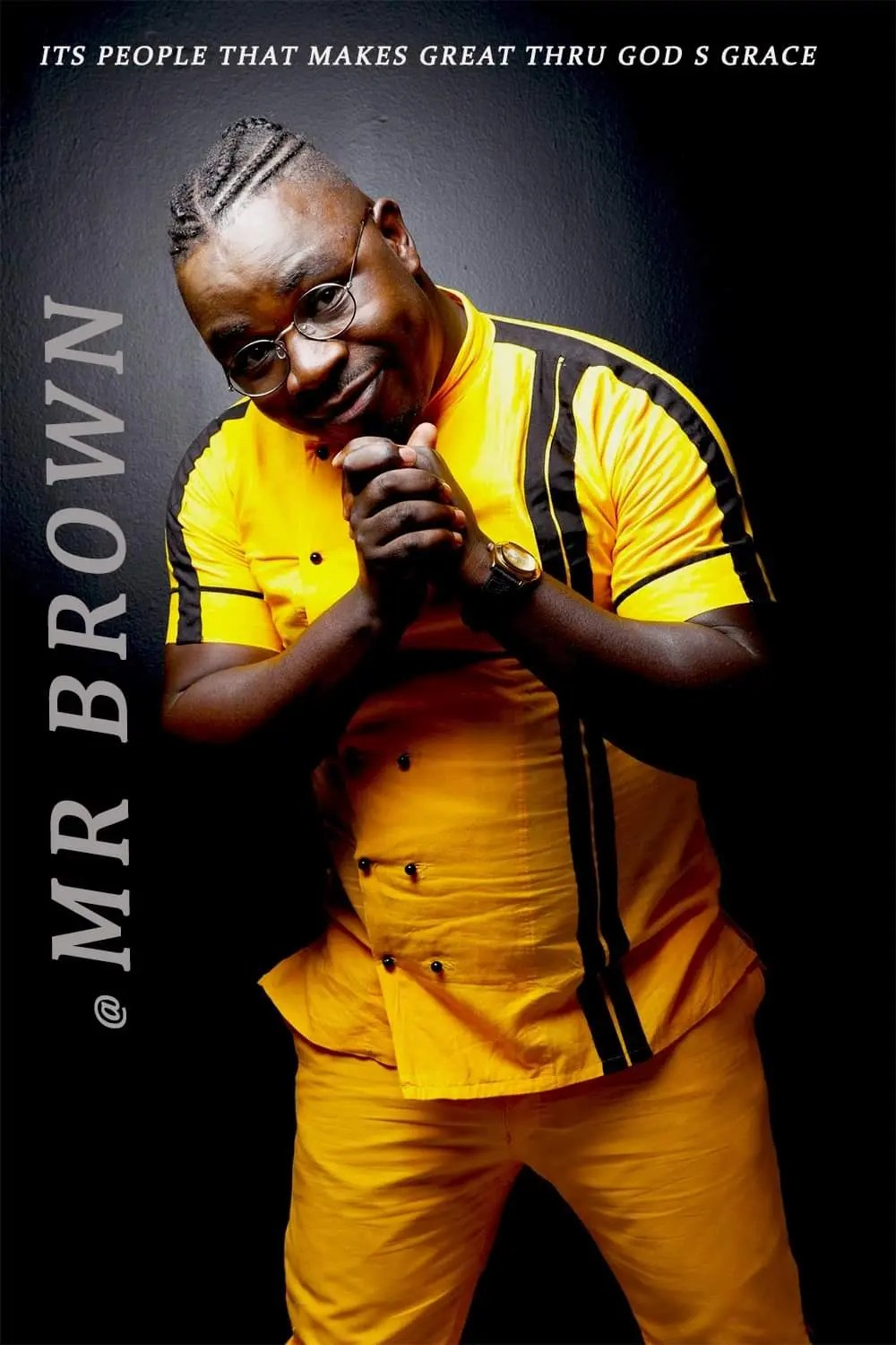 Mr Brown Biography, Real Name, Music, Songs, Girlfriend, Net Worth