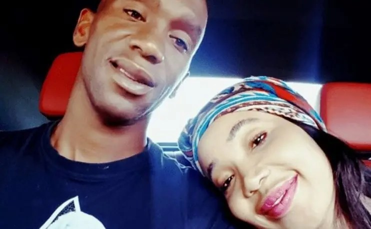Anele Ngcongca was depressed by ex lover Mshoza's death