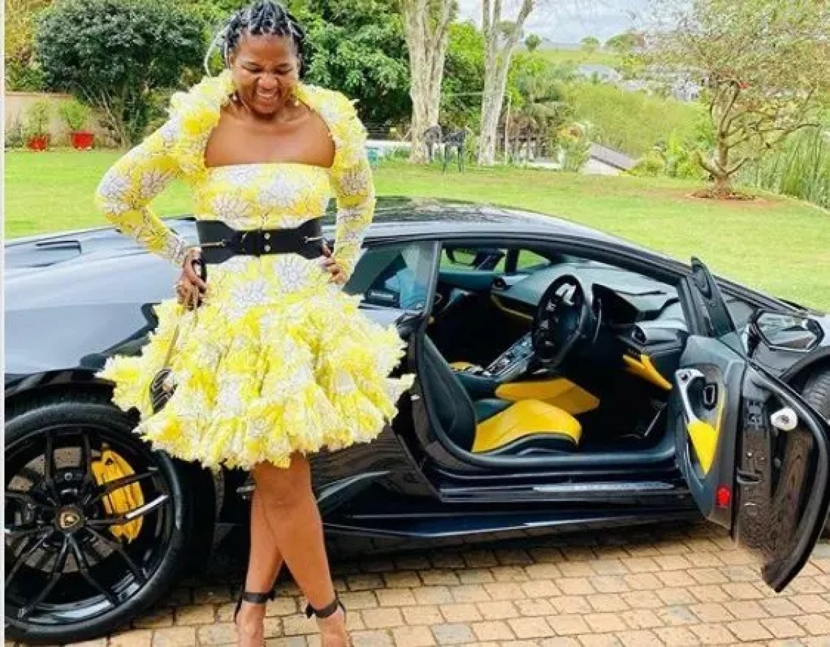 South African multi-millionaire MaMkhize