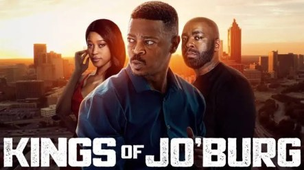 Which series is better Kings of Joburg or Queen Sono?
