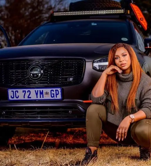 A Look At The Queen's Jessica Nkosi 31 Years Of Slaying And Charming