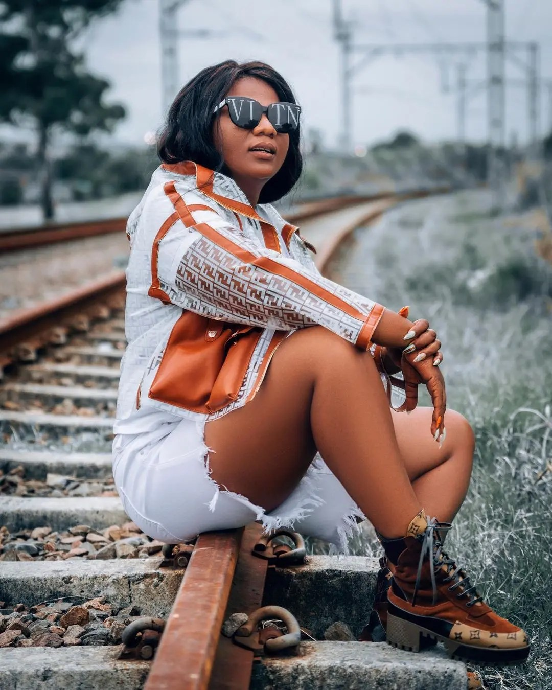 Shauwn Mkhize executes her gangster role on Uzalo flawlessly