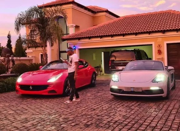 Master KG Blesses A Fan With A Lavish House