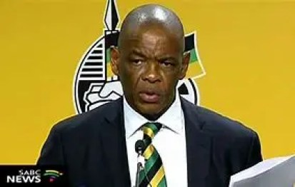 Ace Magashule Biography, Age, Career, Wife, Children, Net Worth, Political Party