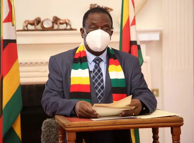 Hosiah Chipanga requests to meet President Mnangagwa to deliver a message from God
