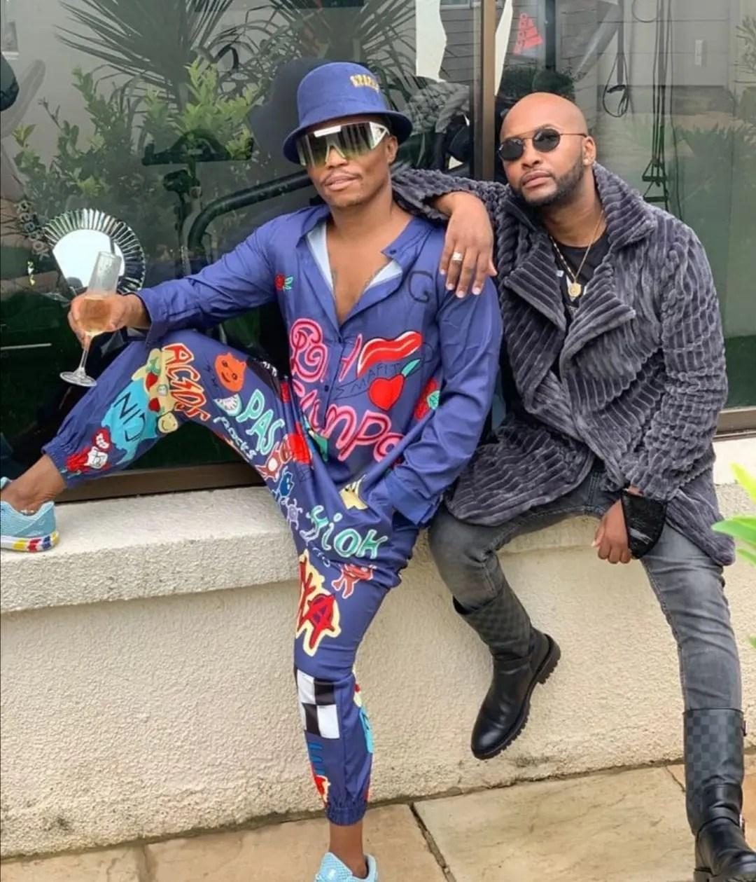 Vusi Nova speaks about affair rumours with Somizi