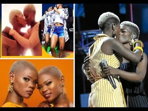Pictures: Qwabe Twins serving couples goals? - Mzansi reacts