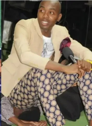 Prophet from Limpopo's farts supposedly contain anointing powers