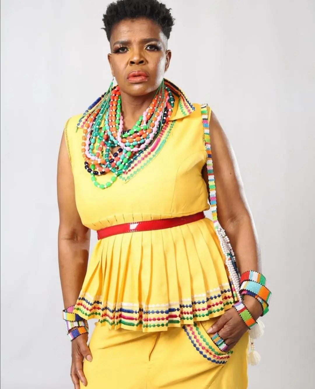 Candy TsaMaNdebele moves back home