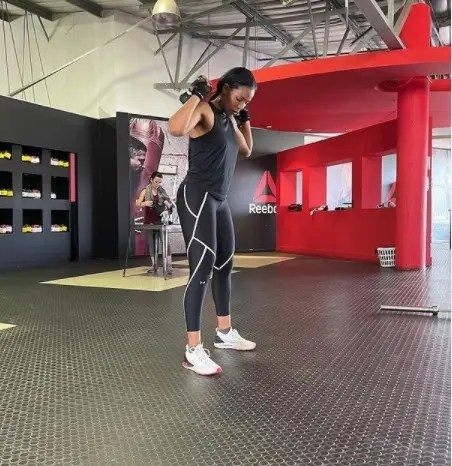 Video: Connie Ferguson set to quit acting for boxing this year