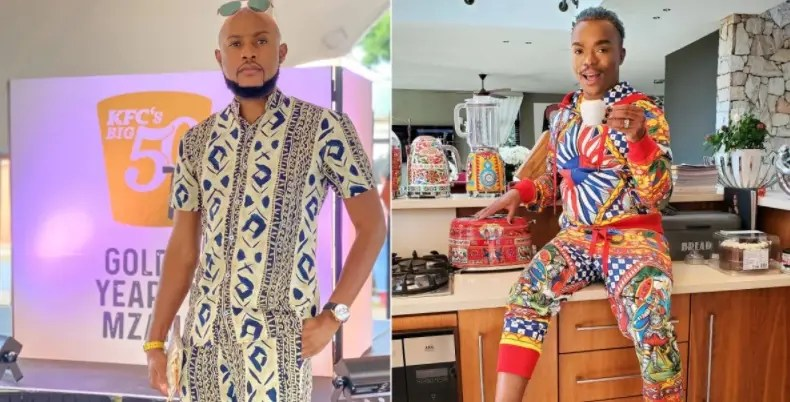 """Video: """"I wish I had better calculated my moves"""" - Mohale on his toxic marriage with Somizi?"""