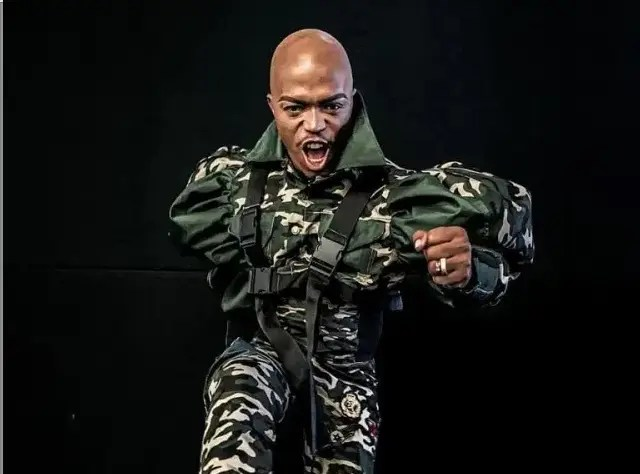 Pictures: Somizi goes bald and opens up after losing it all