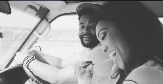 Pictures: Sjava and Lady Zama back together?