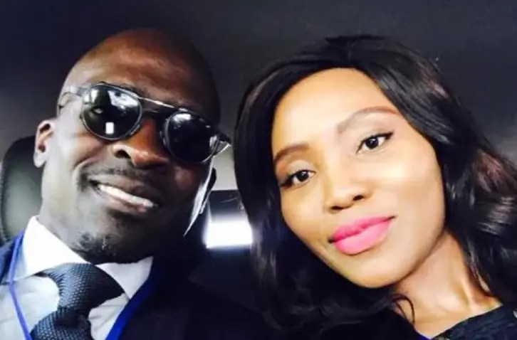 Pictures: Is Former Minister Malusi Gigaba Ok?