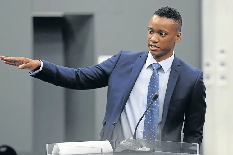 'Poverty, Unemployment and Inequality are the root causes of looting' Duduzane Zuma