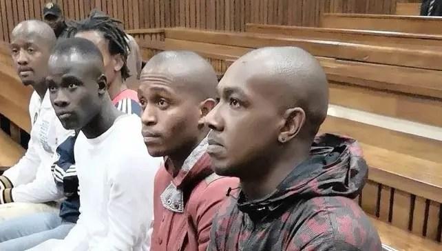 Pictures: Dumi Masilela's alleged killer's pictures flood social media