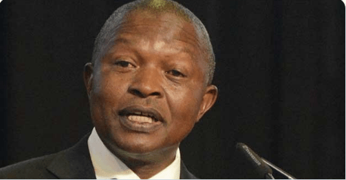 Another R1 billion scandal as Deputy President Mabuza is at the apex of an alleged corruption case