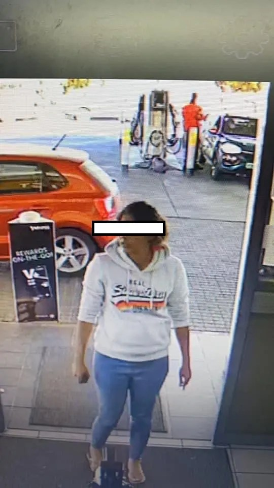 Mzansi debates after Indian woman drives off without paying for petrol