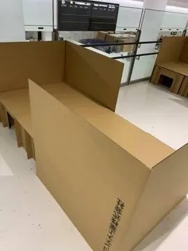 Olympics board implements cardboard beds to discourage athletes from getting freaky