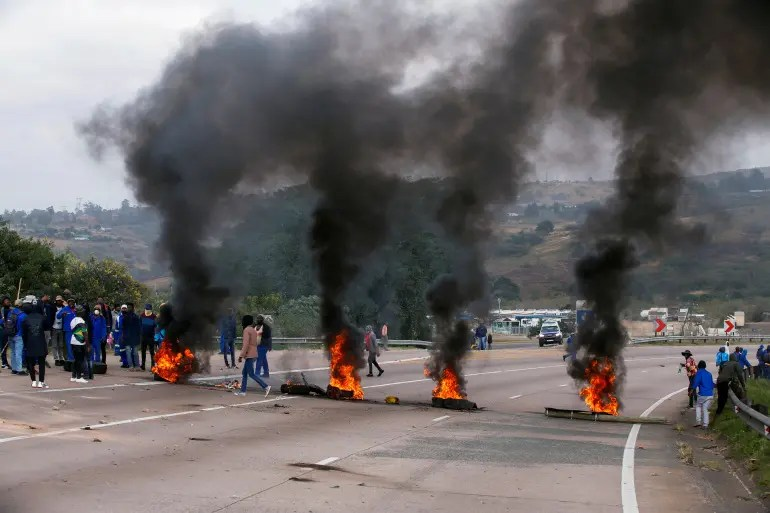 Video: President Ramaphosa given 48 hours ultimatum to release Jacob Zuma