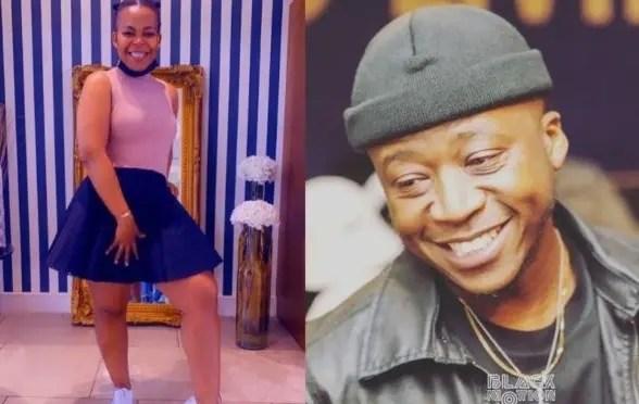 """Zodwa Wabantu - """"i slept with Black Motions Thabo Mabogwane """"Do you believe her?"""